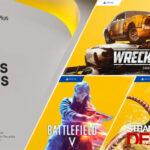 Ya puedes descargar los 4 juegos gratis de PlayStation Plus para PS5 y PS4 en mayo